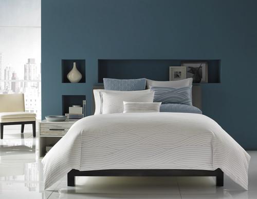 De qu color pinto mi recamara habitaciones en azul for Recamaras pintadas