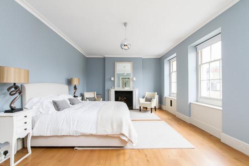 De Qué Color Pinto Mi Recamara Habitaciones En Azul Blog