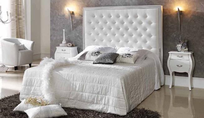 De qu color pinto mi recamara habitaciones en gris for Dormitorio moderno blanco y gris