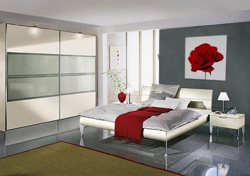 de qu color pinto mi recamara habitaciones en gris