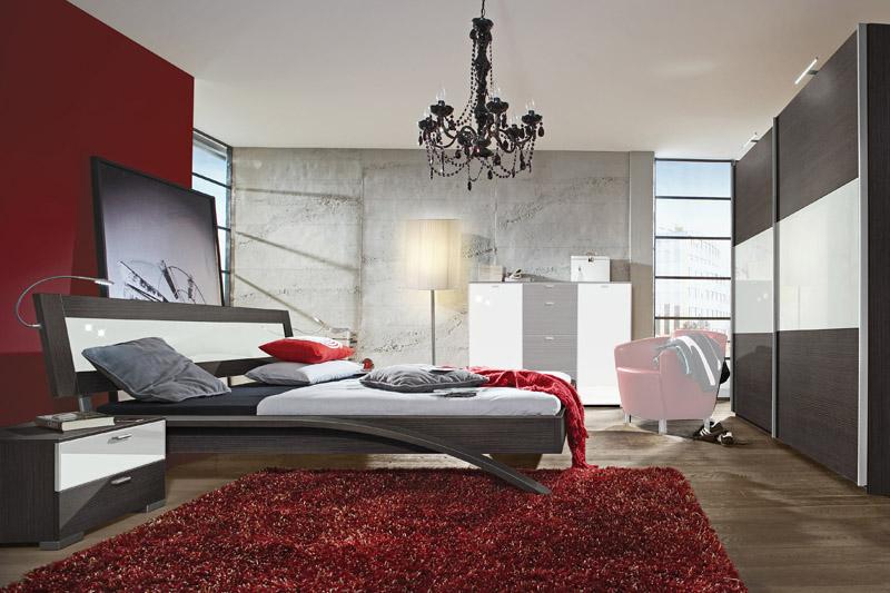 cuartos pintados en rojo – Dabcre.com