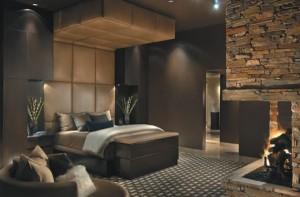 dormitorio-paredes-chocolate