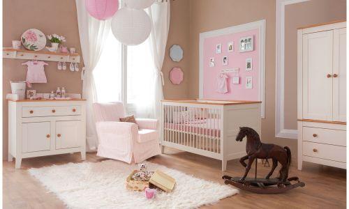 Colores para la habitaci n de tu bebe blog citypaint for Cuarto lleno de rosas