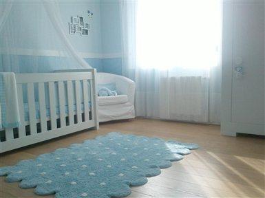 Colores para la habitaci n de tu bebe blog citypaint - Alfombra para habitacion ...